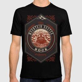 Mountain Buster Bock   FFXIV T-shirt