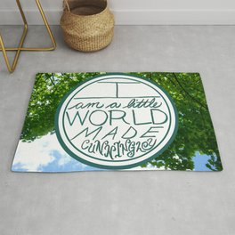 Little World, Trees Rug