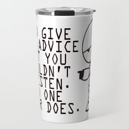 Marvin The Hitchhiker's Guide to the Galaxy Travel Mug