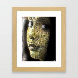 Girl To Woman Framed Art Print