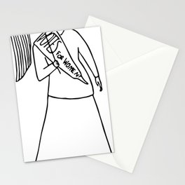 Votes for Women Stationery Cards