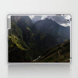 Karnali River Valley, Northern Nepal Laptop & iPad Skin