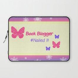 Book Blogger Laptop Sleeve