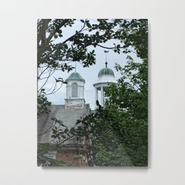 Salisbury Steeples Metal Print