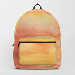Apricot Sunset Backpack