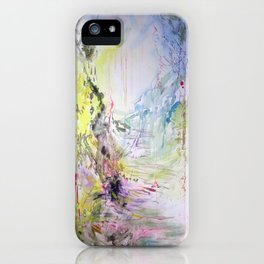 Daydreams iPhone Case