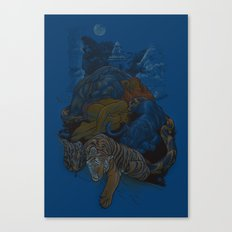 Pax Indiana Canvas Print
