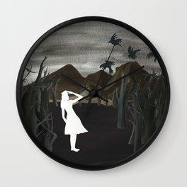 Sybil Wall Clock