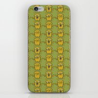 jake iPhone & iPod Skins featuring JAKE by SuperPills