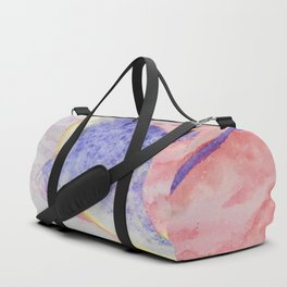 Flying manta ray Duffle Bag