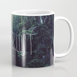 Wanderlust: Rainier Creek Coffee Mug