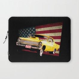 Chevy Nova 67 Laptop Sleeve