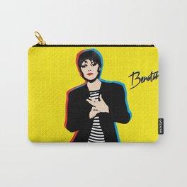 Pat Benatar - Pop Art Carry-All Pouch
