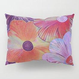 Big Blooms Pillow Sham