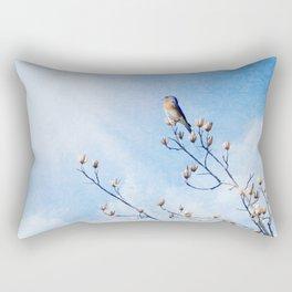 Triumphant Rectangular Pillow