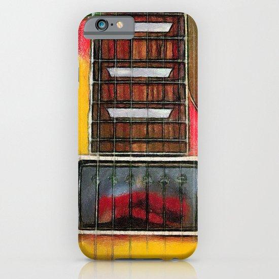 Guitar No. 2 iPhone & iPod Case
