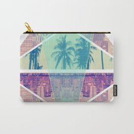 enjoy abstract Carry-All Pouch