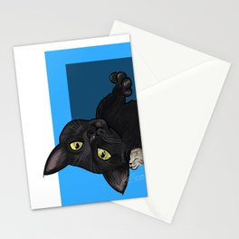 Momma Cat Stationery Cards