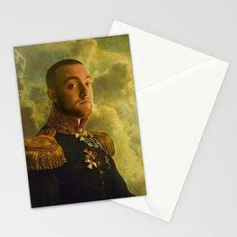 Mac Miller Poster, Classical Painting, Regal art, General, Hip Hop Poster, Print, Rap Poster Stationery Cards