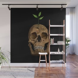 Life from Death Wall Mural