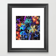 Lost in Botanica II Framed Art Print
