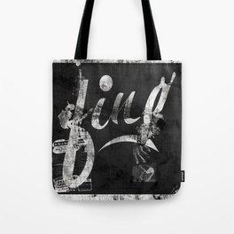 FINE Tote Bag