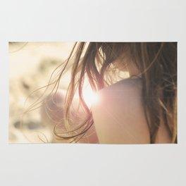 summer girl Rug