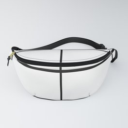 Tennis Court Fanny Pack