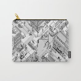 MacPaint project: NYC Carry-All Pouch