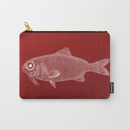 red fish poisson Carry-All Pouch