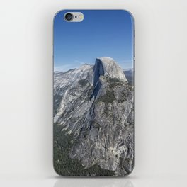 Half Dome from Glacier Point iPhone Skin