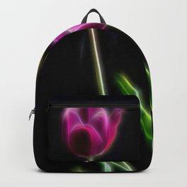 Tulips Brillant Fibers Backpack