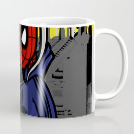 Spidey Can Coffee Mug