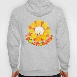 good morning sunflower boy Hoody