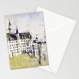 Neuschwanstein Castle, Bavaria Germany Stationery Cards