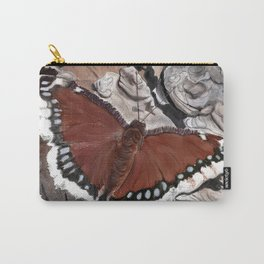 Cloak of Mourning Butterfly Carry-All Pouch