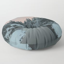 Temagami River Provincial Park Floor Pillow