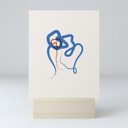 After Rodin Mini Art Print