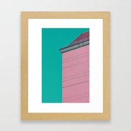 #106 Framed Art Print