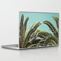 palms Laptop & iPad Skins featuring Palms by Lawson Images