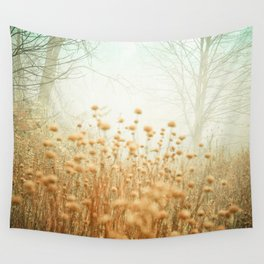 The Magic of Fog Wall Tapestry