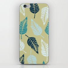 Leave Me Multi (Seaside) iPhone & iPod Skin