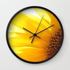Sunflower 794 Wall Clock