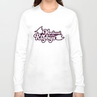 regular show Long Sleeve T-shirts featuring Regular Show by Diseños Fofo
