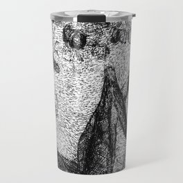 """La mort"" Travel Mug"