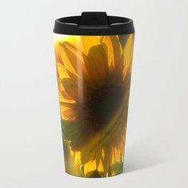 Sunflower love Travel Mug