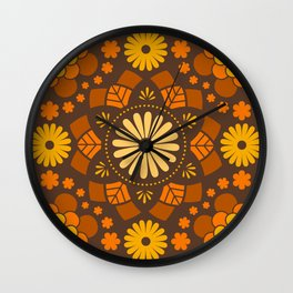 Lord Ethel Wall Clock
