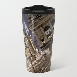 Chrysler Building - New York Artwork / Photography Travel Mug