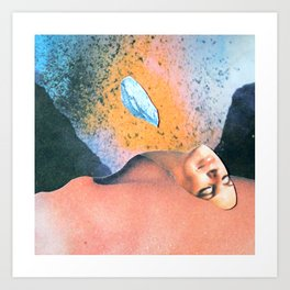 Sogni e segni Art Print