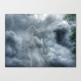 Whispers of Love Canvas Print
